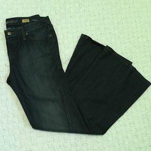 Level 99 Women's Wide Leg Soft Denim Jeans